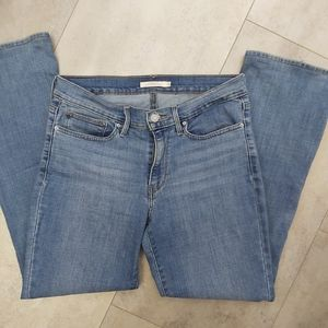 📣2/36$📣 Levi's slimming boot stretch jeans